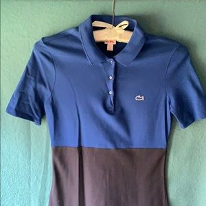 New-no tag Lacoste dress